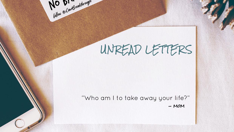 Breakthrough_Unread Letter Mom