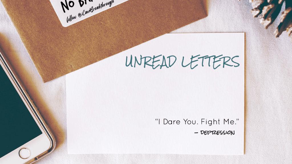 Unread Letter - Depression