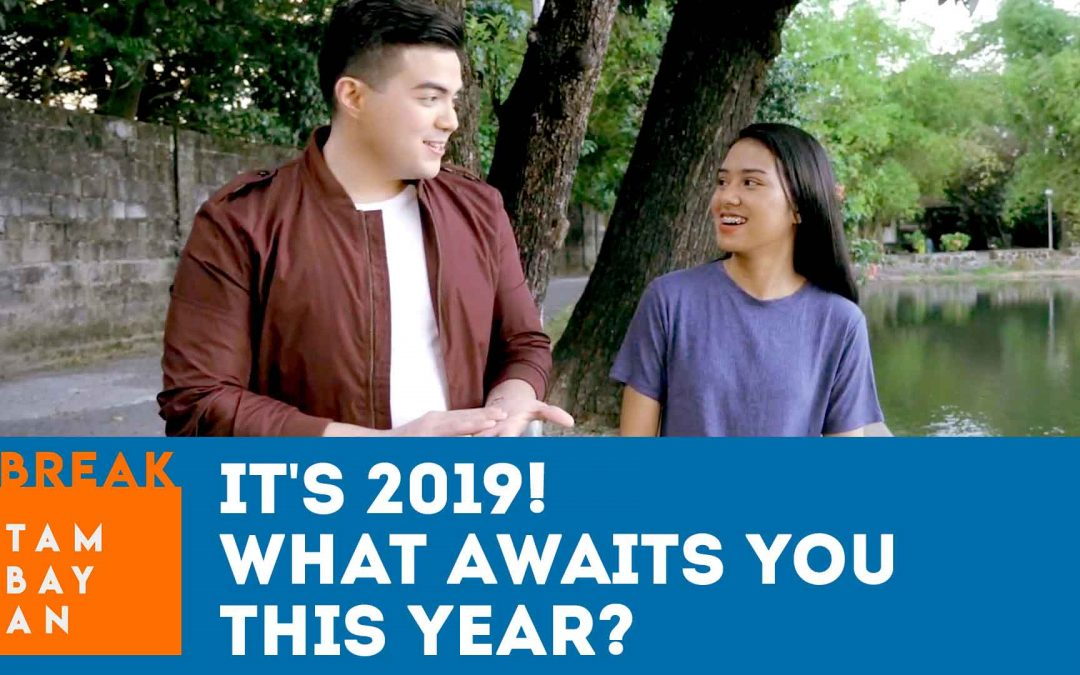 It's 2019! What awaits you this year?