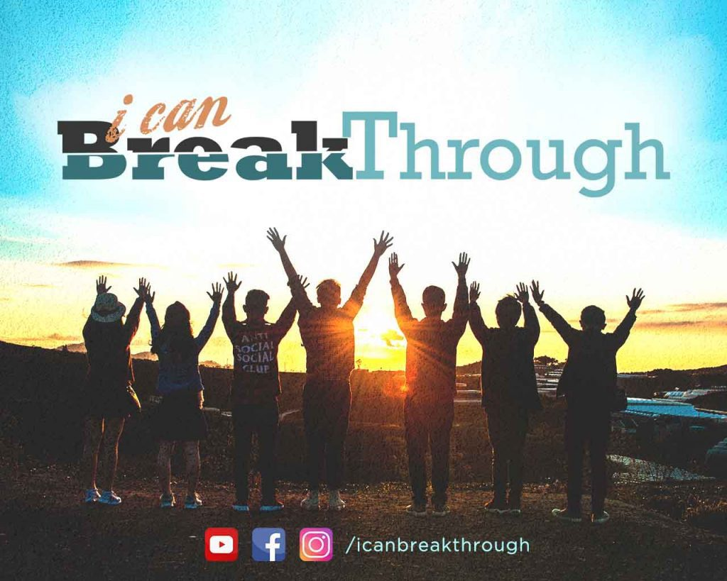 CBN Asia launches iCanBreakThrough