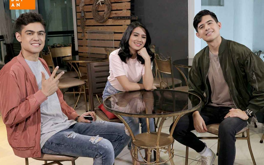 "The #Adulting Challenge – Take it up with the ""Perkins Twins"" in BreakTambayan!"