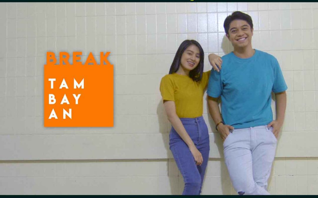 "BreakTambayan goes ""No Filter"" with New Host Neo Rivera"