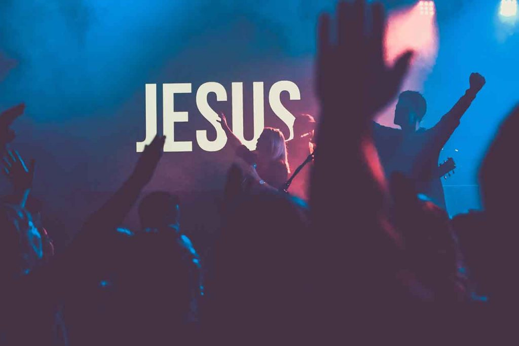 Personal relationship with Jesus 03