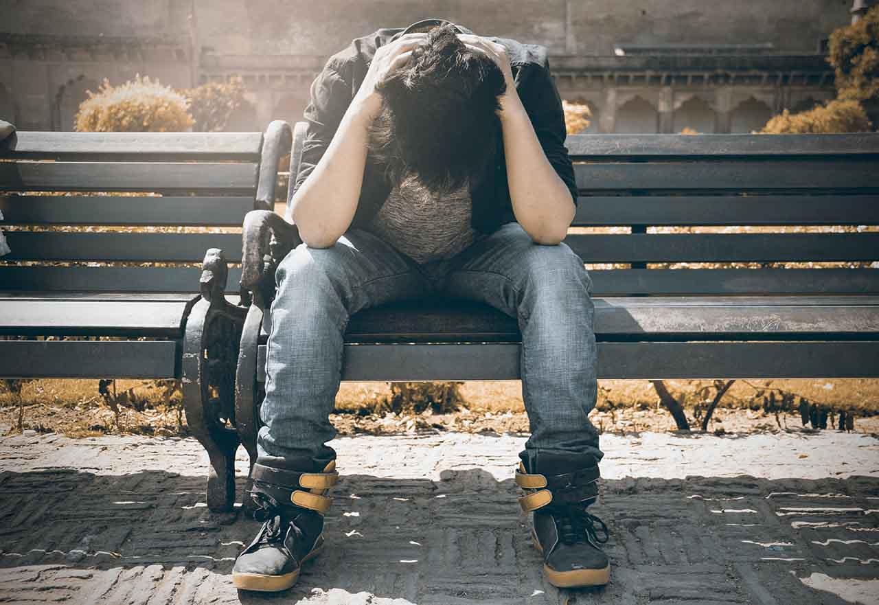 Depressed and depression 02