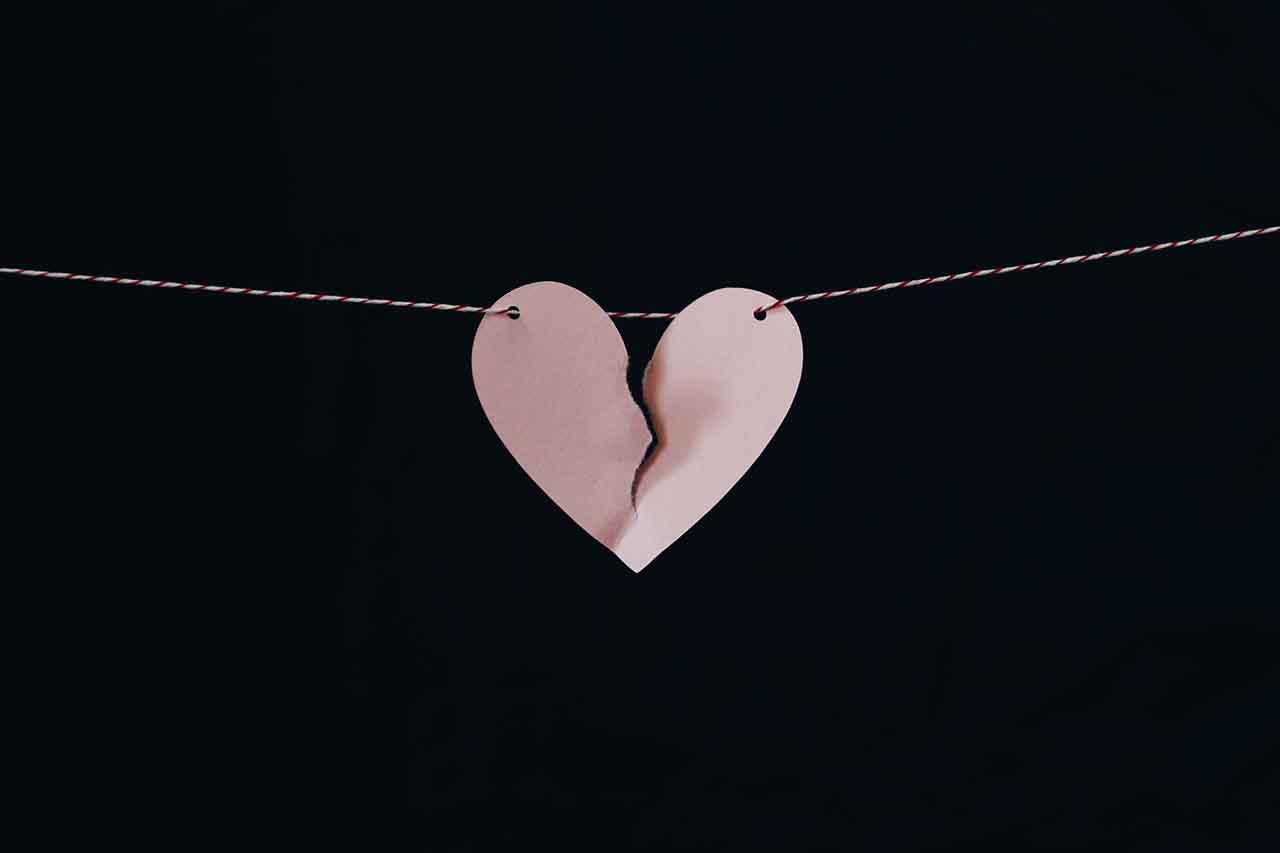 Relationship break up 05